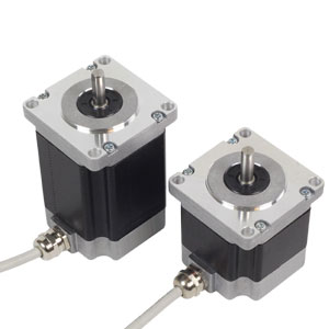 Washdown Stepper Motors | OMHW Series