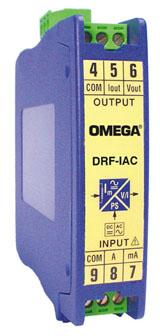 Condicionadores de Sinal com Entrada de Corrente AC e DC | Série DRF