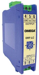 Condicionadores de Sinal com Entrada para Célula de Carga | Série DRF