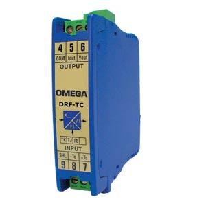 Condicionadores de Sinal com Entrada para Termopares | Série DRF