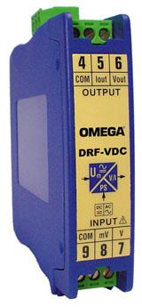Condicionadores de Sinal com Entrada de Tensão AC e DC | Série DRF