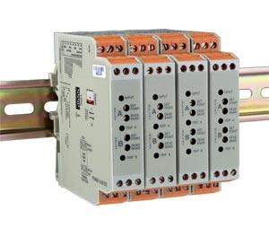 Condicionadores de Sinais de Montagem em Trilho DIN  | Série DRG-SC