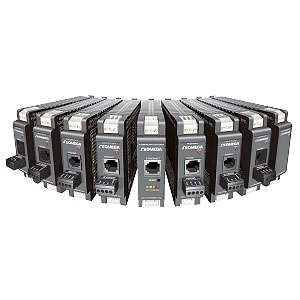 Transmissores/Condicionadores de Sinal Programáveis | Séries iDRN/iDRX