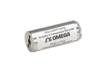 Registradores Miniatura de Umidade e TemperaturaFaz Parte da Família NOMAD™ | Série OM-CP-MICROTEMP