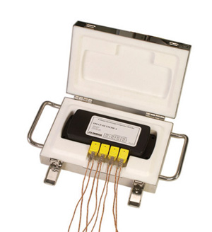 8-Channel Oven Data Logger | OM-CP-OCTTHERMOVAULT
