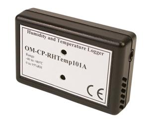 Registrador de Dados de Temperatura e Umidade  Parte da Família NOMAD® | OM-CP-RHTEMP101A