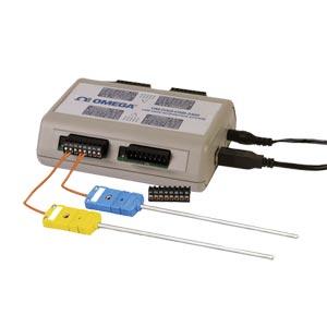 Módulo de aquisição de dados USB de termopar/entrada | OM-DAQ-USB-2401