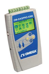 Registrador de Dados Manual Portátil | OM-DAQPRO-5300-UNIV