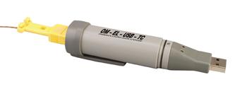 Registrador de dados para termopar   OM-EL-USB-TC