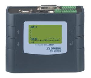 Registrador de Dados Portátil | OM-SQ2010