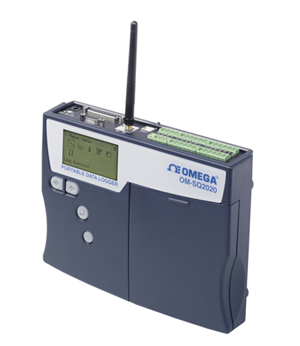Portable Data Logger with 8 to 16 Universal Inputs | OM-SQ2020-1F8