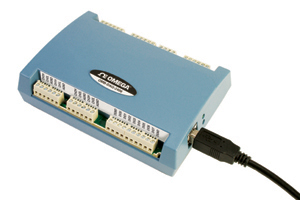 24-Bit Multifunction USB Data Acquisition Modules for Temperature and Voltage Measurement | OMB-DAQ-2408 Series