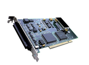 High Performance PCI-Based 16 Bit  Analog Output Board   OMB-DAQBOARD-2004