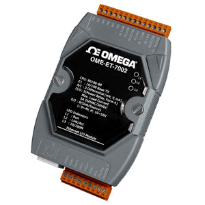 Ethernet Remote I/O Modules | OME-ET-7000_OME-PET-7000 Series