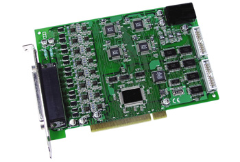PCI Bus 14-Bit 16/8/4 Channel Analog Output Boards | OME-PIO-DA16-DA8-DA4