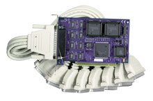 Eight Port RS-232 Card for the PCI Bus | OMG-COMM8-PCI