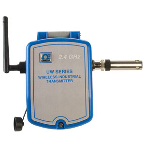 Weather Resistant Wireless Relative Humidity/Temperature Transmitter | UWRH-2A-NEMA-M12 Series
