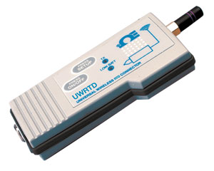 RTD-to-Wireless Connector/Converter | UWRTD Series
