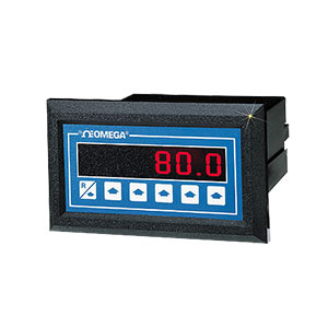 Medidores de Frequência/Totalizadores com Entradas de Frequência | Série DPF76