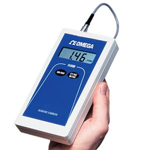 Medidores de Vazão Doppler Ultrassônicos Portáteis | Série FD613