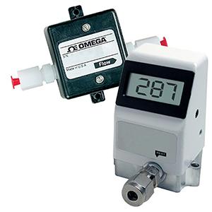 Sensores de Vazão de Ar e Água | Série FLR1000