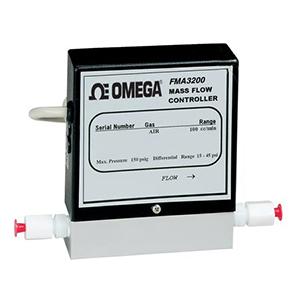 Controladores e Medidores de Vazão Mássica para Gases Limpos | Série FMA3100