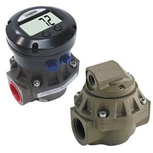 Medidor de Vazão Tipo Deslocamento Positivo para Fluídos Corrosivos | FPD3100
