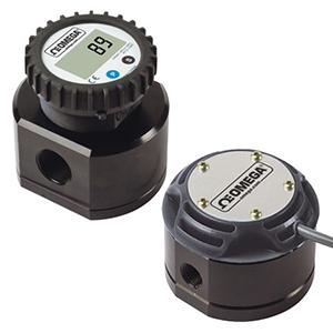 Medidor de Vazão Tipo Deslocamento Positivo para Solventes | FPD3300