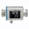 Medidor de Vazão Eletromagnético PICOMAG com Display Integrado, Bluetooth e 4-20mA