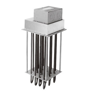 HIGH TEMPERATURE AIR DUCT HEATERS | ADH and ADHT Series