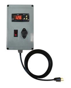 Portable Thermocouple Temperature Controller | CN-TOT Series