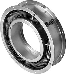 Air Duct Heaters for Round Ductwork  | DAB Series