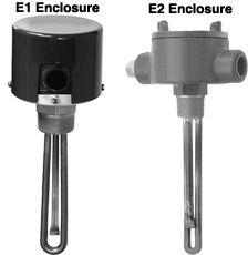 Screw Plug Immersion Heaters for Clean Water Applications | MT Series
