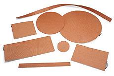 Aquecedores Flexíveis em Borracha de Silicone com Isolamento em Fibra de Vidro | Séries SRFR e SRFG