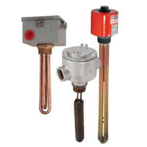 Screw Plug Immersion Heaters | TSP01840