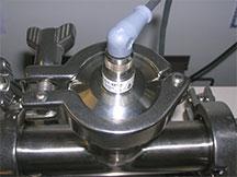 Medición de la temperatura industrial