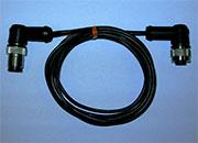 Cable alargador para sensores de temperatura