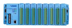 PC-Based Soft Logic Controllers | ADAM-5000