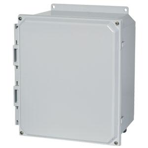非金属聚碳酸酯外壳 | AMP系列电气接线盒