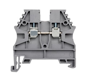 Terminal Blocks | DIN Rail Terminal Blocks, Feed Through and Ground Terminals