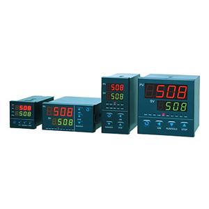 퍼지 로직이 적용된 1/16, 1/8, 1/4 DIN 온도/공정 컨트롤러 | CN4000 시리즈