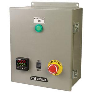 Temperature Controller, SSR Process Control Panels | CNI-CB120/240 Temperature - Process Controller