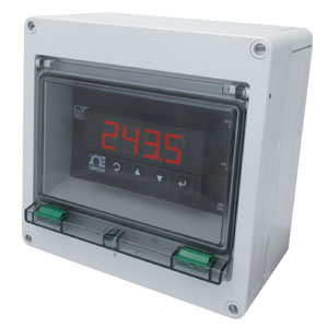 Wall Mount Panel Meter / PID Controller | CNi8C-EN Series