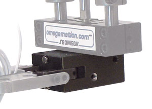 Angular Grippers, Pneumatic | DCT Series 2-Jaw Angular 180°  Gripper