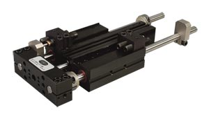 Robohand Thruster Slides, Linear  Motion Actuators and Slides | DLT Series Linear Thruster Slides