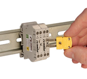 Thermocouple Terminal Blocks | DRTB Series Thermocouple Terminal Blocks