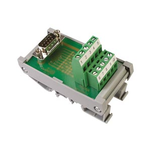 DIN Rail Interface Modules | DSUB