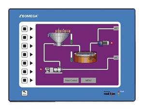 웹으로 이용 가능한 그래픽 사용자  인터페이스 단말기 | G3 시리즈 HMI