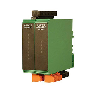 General-purpose signal conditioners for Programmable Logic Controllers. | HE-X Series Signal Conditioners