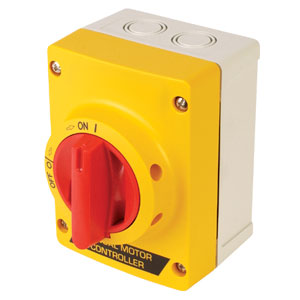 NEMA 4X Washdown Duty Disconnect Switches | KEM_KER_KET Series UL508 Listed Manual Motor Controllers